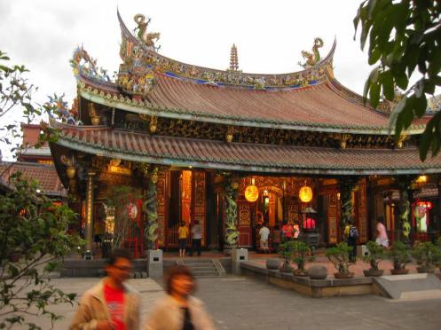 The Bao-an Temple