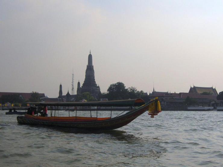 Bangkok - Boat tour 1