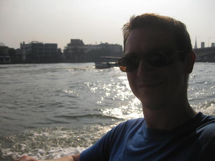 Bangkok - Boat tour 2